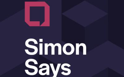 Simon Says – Episode One with Freshly's Ed Walloga