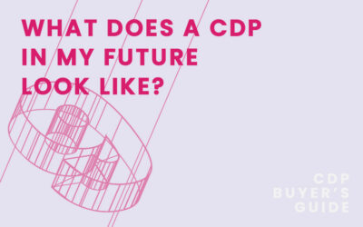 CDP Buyer's Guide Chapter 9 – What does a CDP in my future look like?