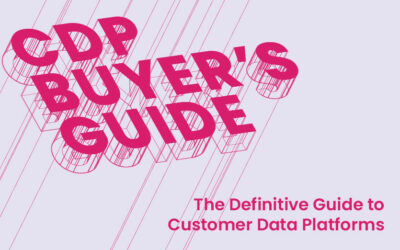 The Definitive Guide to Customer Data Platforms