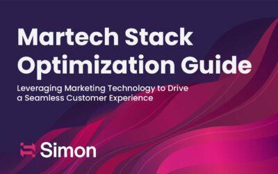 Optimizing Your Marketing Technology Stack