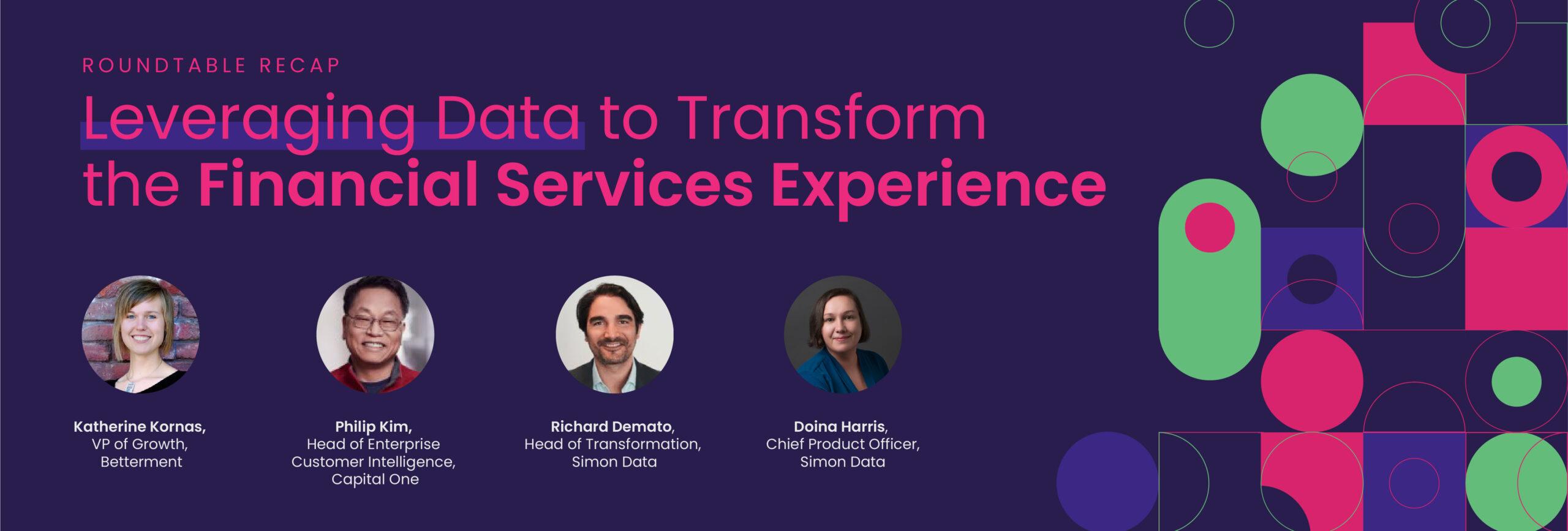 digital transformation financial services