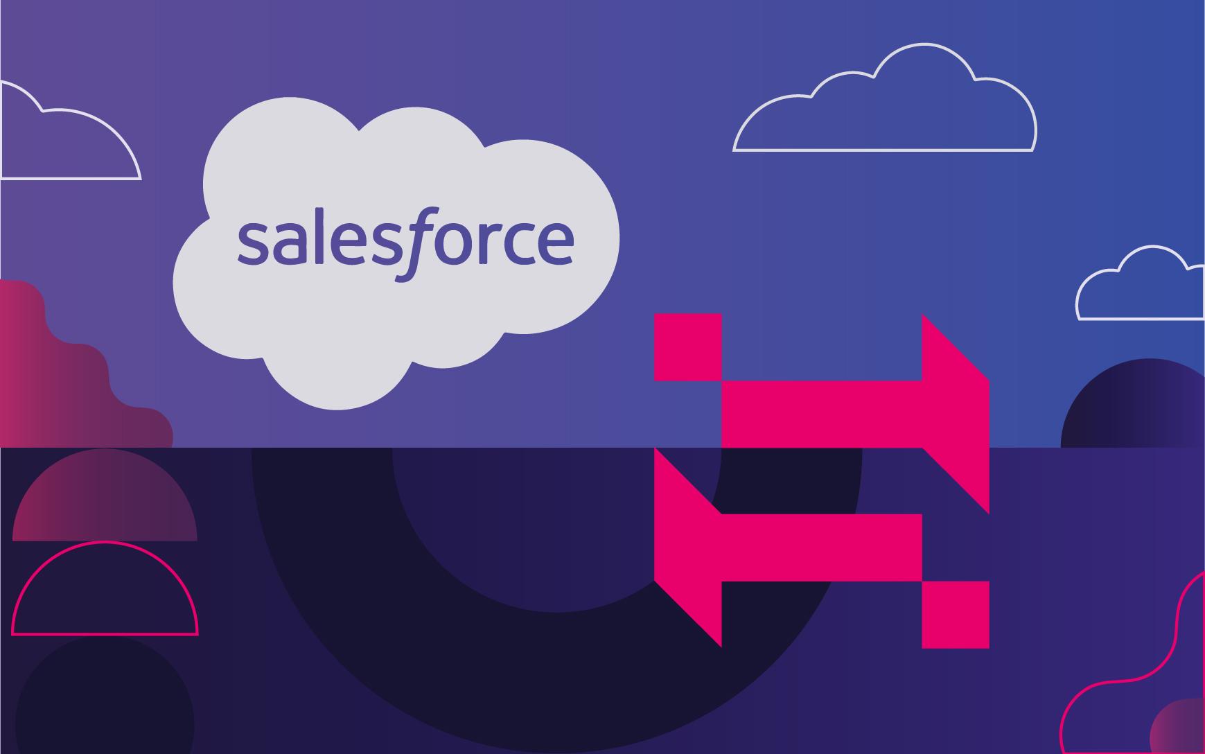 Salesforce cdp integration data flows