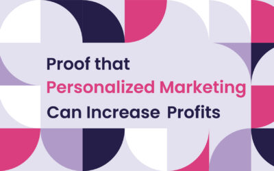 Proof personalized marketing can increase profits